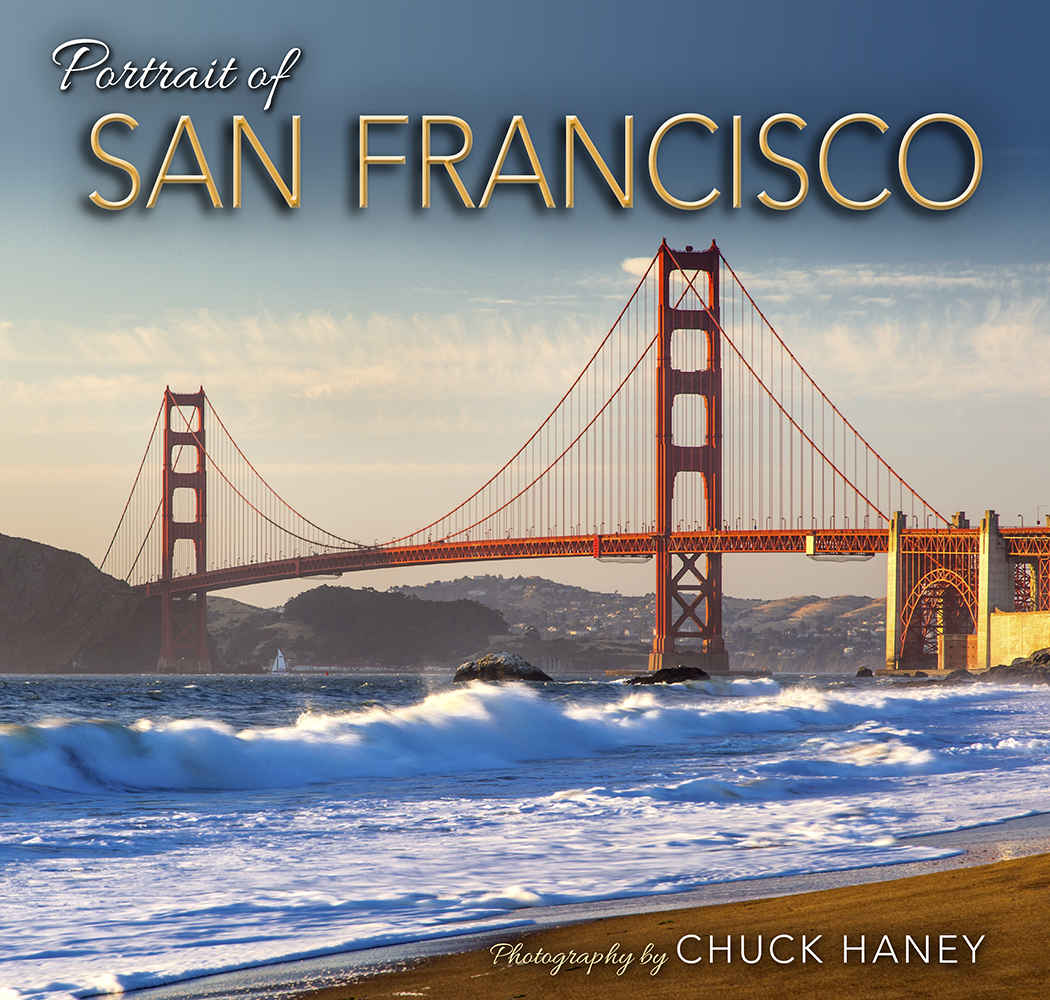 Portrait of San Francisco - Photography by Chuck Haney