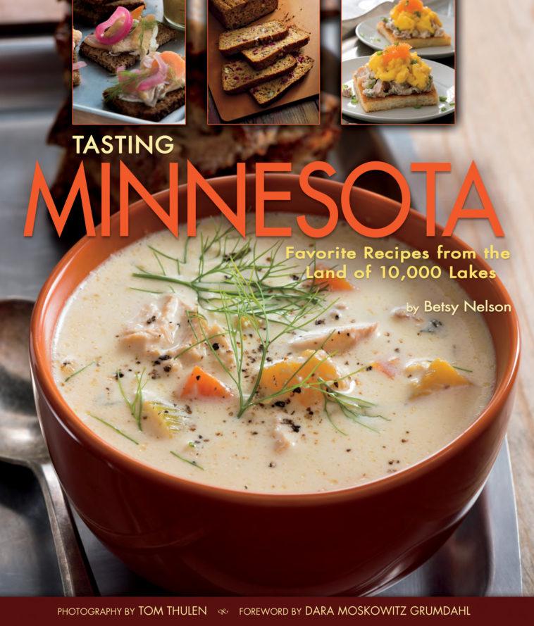 Tasting Minnesota Front Cover