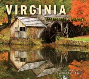 Cover of Virginia: APJ, featuring Virginia's best scenery on display